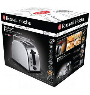 Тостер Russell Hobbs LEGACY STAINLESS STEEL 21290-56